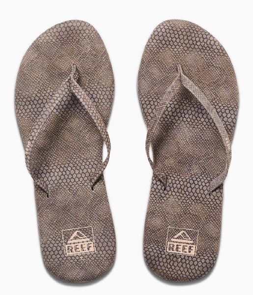 Reef Slippers Bliss Summer dusty snake