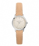Renard Elite Champagne Dial Silver Colored 25.5 nude