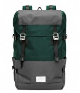Sandqvist Harald 13 Inch multi deep green dark grey (1043)