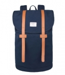 Sandqvist Laptoptassen Backpack Stig Large Blauw