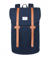 Sandqvist Backpack Stig Large 15 Inch blue (717)