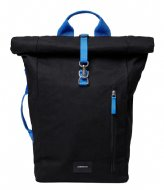 Sandqvist Laptop Backpack Dante Metal Hook 15 Inch black (SQA1437)