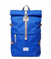 Sandqvist Laptop Backpack Bernt 13 Inch bright blue (SQA1492)