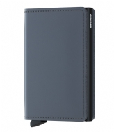 Secrid Slimwallet Matte grey black