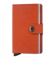 Secrid Miniwallet Crisple crisple orange