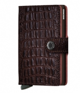 Secrid Miniwallet Nile nile brown