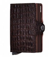 Secrid Twinwallet Nile nile brown