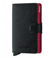 Secrid Miniwallet Winner 2.0 Black red