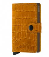 Secrid Miniwallet Cleo ochre brown