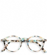 Izipizi #D Reading Glasses blue tortoise