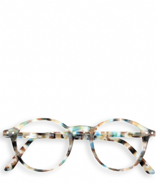 Izipizi Leesbril #D Reading Glasses blue tortoise
