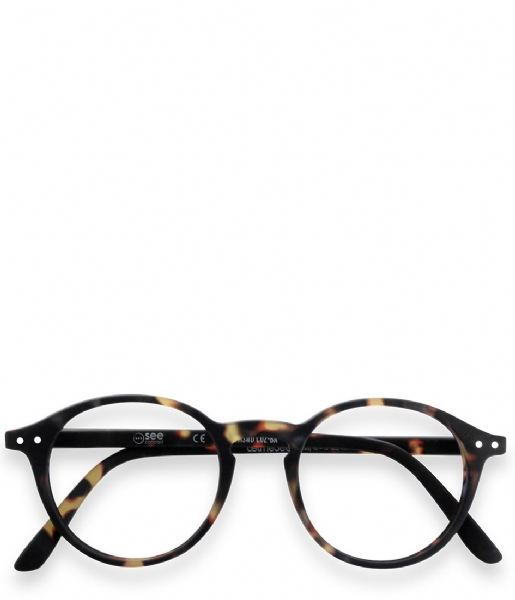 Izipizi Leesbril #D Reading Glasses tortoise soft