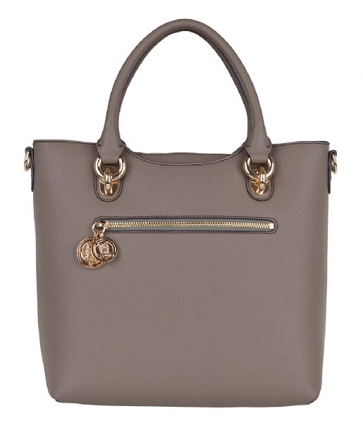 Verbazingwekkend Essential Small Shopper taupe TOV Essentials | The Little Green Bag VF-94