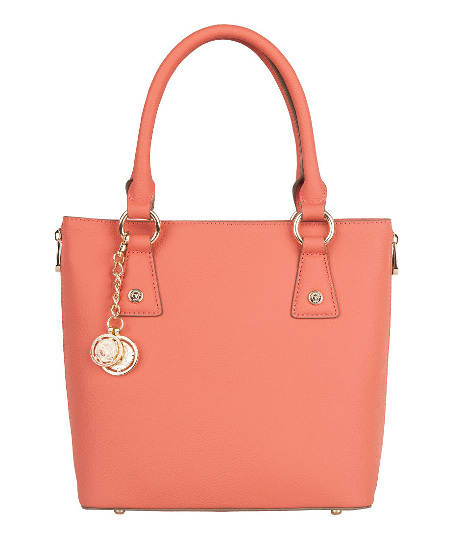 Betere Sofia Shopper coral (214) TOV Essentials | The Little Green Bag EO-95