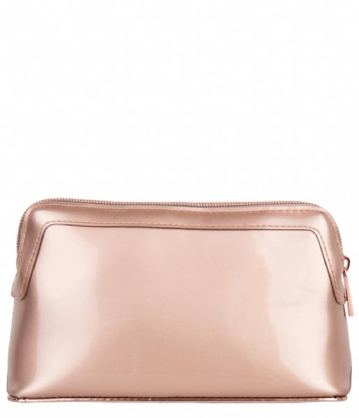 Ted Baker Make-up tas Aubrie rosegold colored (57)