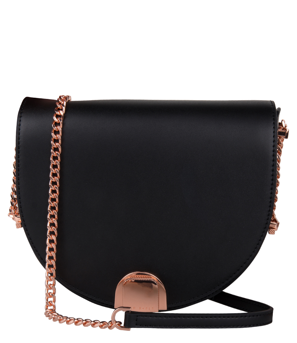 01590d1299 Izzyy Moon Bag Crossbody black Ted Baker | The Little Green Bag