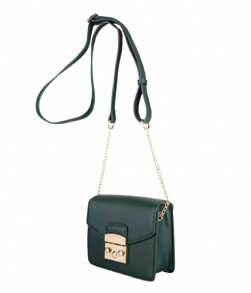 The Little Green Bag Crossbodytas Crossbody Bag Brooks Emerald