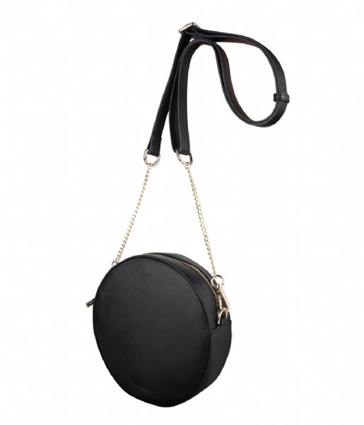 The Little Green Bag Crossbodytas Crossbody Bag Dahlia Black