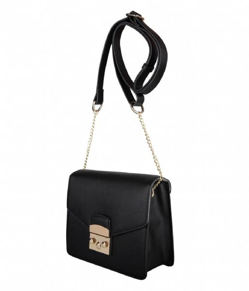 The Little Green Bag Crossbodytas Neva Black