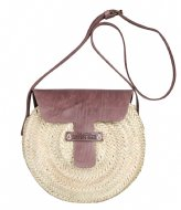 The Little Green Bag Cala Jondal Crossbody beige