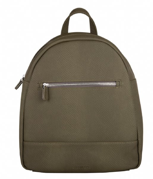 The Little Green Bag Dagrugzak Bag Maro Army Green (983)