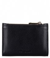 The Little Green Bag Elm Wallet black