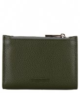 The Little Green Bag Elm Wallet olive