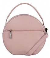 The Little Green Bag Fern Handbag mauve