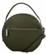 The Little Green Bag Fern Handbag olive