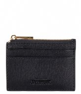 The Little Green Bag Wallet Clementine black