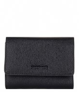 The Little Green Bag Wallet Heath black