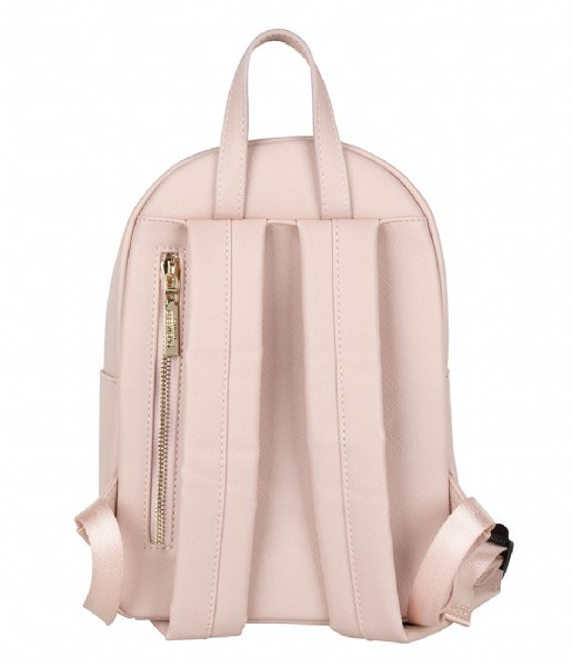 The Little Green Bag School rugzak Backpack Kiwi blush Pink