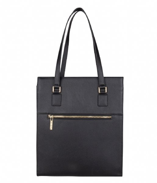 The Little Green Bag Shopper Bag Lake black