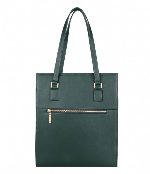 The Little Green Bag Shopper Bag Lake emerald