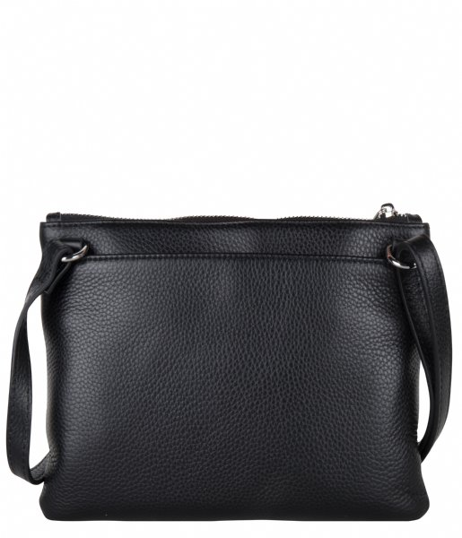 The Little Green Bag Crossbodytas Finn Crossbody black