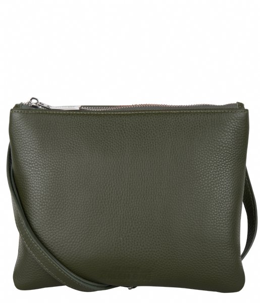 The Little Green Bag Crossbodytas Finn Crossbody olive