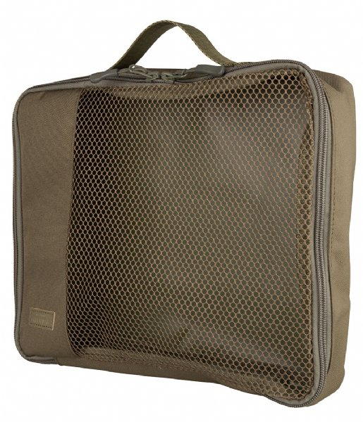 The Little Green Bag Packing Cube Packing Cubes Birk Olive