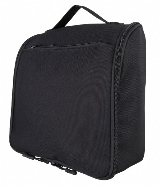 The Little Green Bag Toilettas Toiletry Bag Beck Black