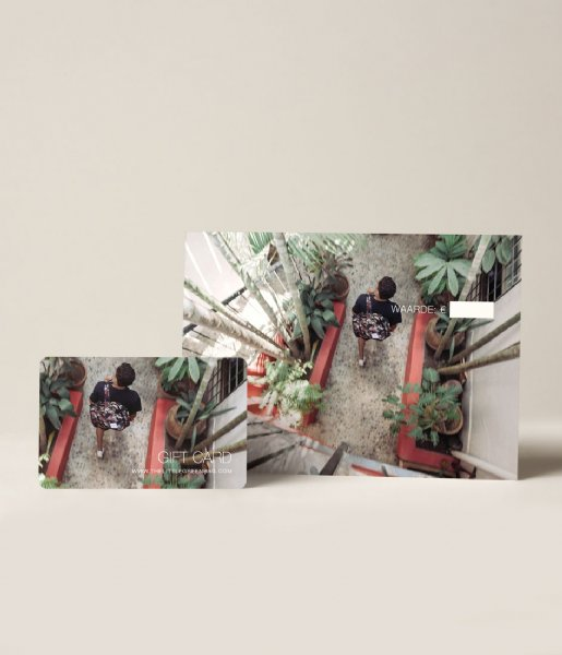 The Little Green Bag Cadeaubon Gift Card Men gift card men