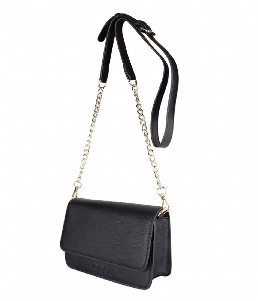 The Little Green Bag Crossbodytas Bag Ilana black