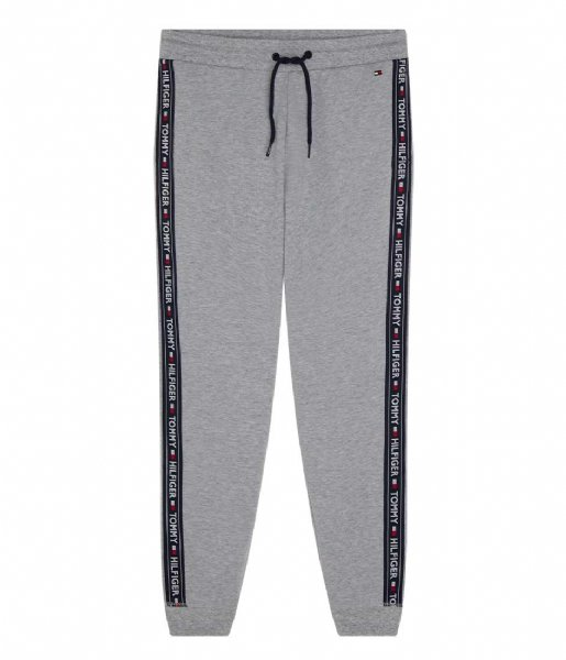 Tommy Hilfiger Nachtmode & Loungewear Track Pant Hwk Grey Heather (004)