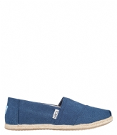TOMS Classic Espadrilles Washed navy (10009758)