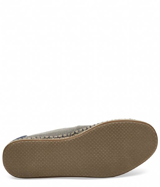 TOMS Espadrilles Washed Espadrilles drizzle grey (10013214)
