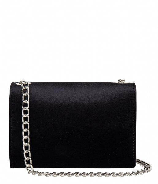 Valentino Handbags Crossbodytas Marilyn Clutch Velvet nero