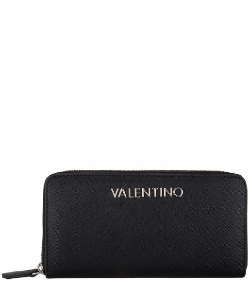 Valentino Handbags Ritsportemonnee Divina SA Zip Around Wallet nero