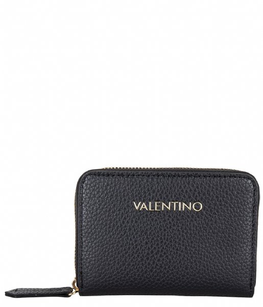 Valentino Handbags Ritsportemonnee Superman Zip Around Wallet nero