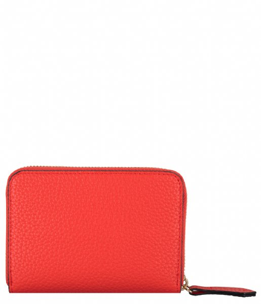 Valentino Handbags Ritsportemonnee Superman Zip Around Wallet rosso
