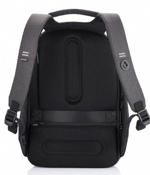 XD Design Anti-diefstal rugzak Bobby Tech Anti Theft Backpack black (251)
