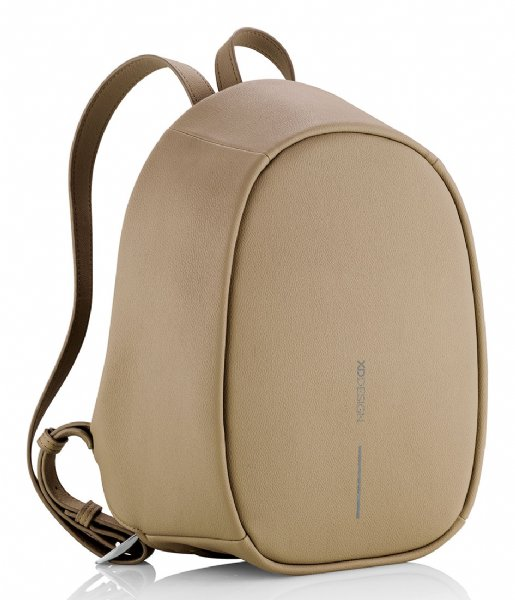 XD Design Anti-diefstal rugzak Bobby Elle Anti Theft Lady Backpack brown (226)