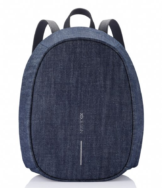 XD Design Anti-diefstal rugzak Bobby Elle Anti Theft Lady Backpack jeans (229)